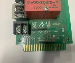 USED OPTO 22 Board PB16A for Pines Dial A Bend Control
