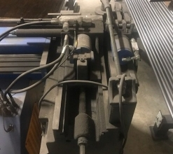 Used Ercolina TM76NC3LS Semi-Automatic Hydraulic Mandrel Tube Bender