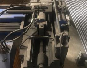 Used Ercolina TM76NC3LS Semi-Automatic Hydraulic Mandrel Tube Bender