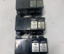 Furnas Electric Co 46FB 46ZB40 46ZB11