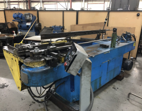 Pines #2 Hydraulic Tube Bender