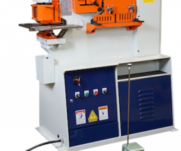 Sunrise Single Cylinder IW-50M Ironworker