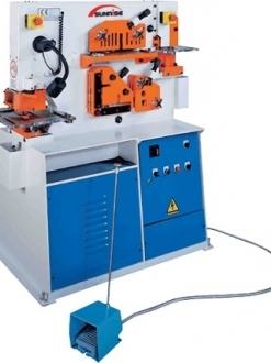 Sunrise Single Cylinder IW-55A Ironworker