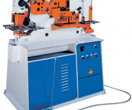 Sunrise Single Cylinder IW-66H Ironworker