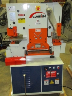 SUNRISE IW-66K Ironworker