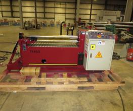LEMAS TR80/3 Three Roll Plate Roll