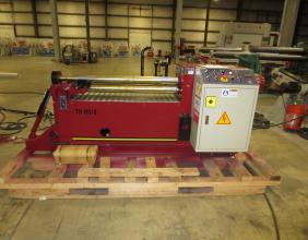 LEMAS TR 80/3 Roll Plate Bending Rolls