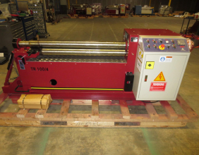 LEMAS TR100/4 Three Roll Plate Roll