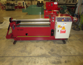 LEMAS TR120/4 Three Roll Plate Roll