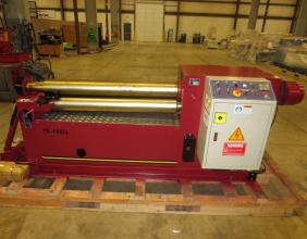 LEMAS TR160/4 Three Roll Plate Roll