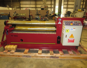 LEMAS TR200/5 Three Roll Plate Roll