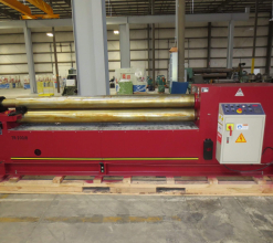 LEMAS TR200/8 Three Roll Plate Roll