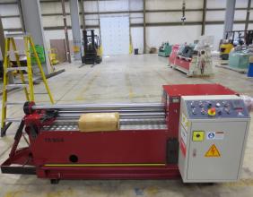 LEMAS TR80/4 Three Roll Plate Roll