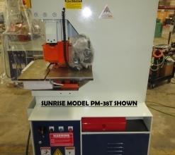 Sunrise PM-38XT Punching Machine