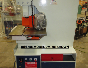 Sunrise PM-38XT Punching Machine