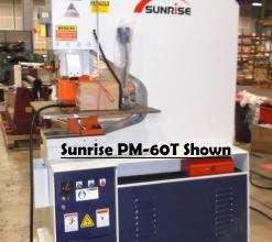 Sunrise PM-60T Punching Machine