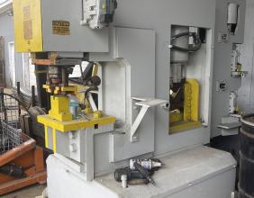 Springwater 120-120 Ironworker