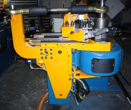 Pines #2 Hydraulic Tube Bender Rebuild Sample