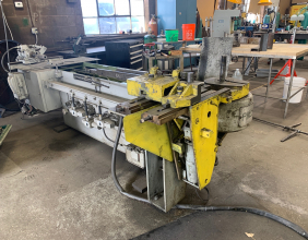 Used Pines #2 Hydraulic Tube Bender
