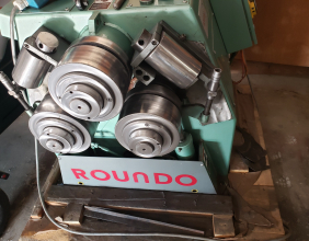 Roundo R-3 Angle Roll Bender
