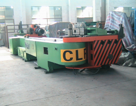 CLR 800 CNC 8″ Hydraulic Tube Bender