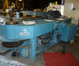Clarke & Lewis CL-410 Hydraulic Tube Bender Refurbish Sample