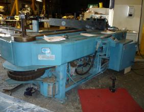 Clarke & Lewis CL-410 Hydraulic Tube Bender Refurbish Sample