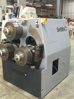 Swebend SB3B-105 Angle and Section Roll Bender