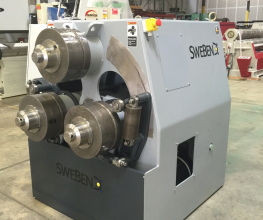 Swebend SB3B-105 Angle and Section Roll Bender