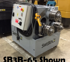 Swebend SB3B-520S Angle and Section Roll Bender