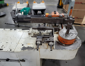 Used SMS #300 Hydraulic Tube Bender