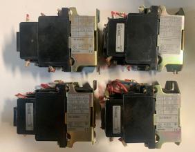 Used Allen Bradley 700-N400A1 Control Relays