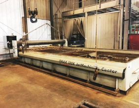 Used 2011 Omax MDC 120X Water Jet Cutter
