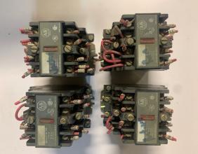 Used Allen Bradley 700-N200A1 Control Relays