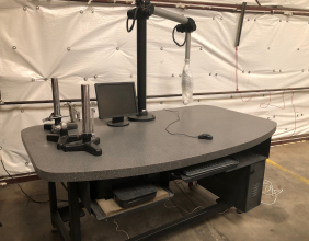 Eaton Leonard Vector 1 Measure Machine