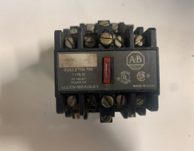 Used Allen Bradley 700-P200A1 Control Relay