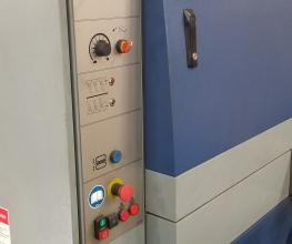 Lissmac SBM-M-1000 B2 60 Sheet Metal Oxide Removal Machine