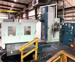 Kuraki, KBT-11WA, CNC Table Type Hoizontal Boring Mill