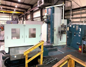 Kuraki, KBT-11WA, CNC Table Type Hoizontal Boring Mill