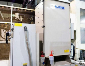 Niigata, HN80D, CAT 50 Taper, 4-Axis Horizontal Machining Center
