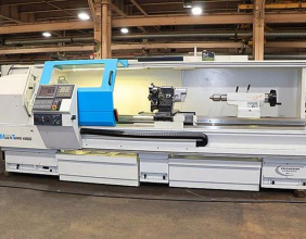 Clausing Colchester, Combi 4000, CNC Manual Gap Bed Lathe