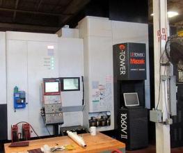 Mazak, Integrex e1060/V8 II, CNC 5 Axis Milling/Turning Center,