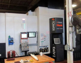 Mazak, Integrex e1060/V8 II, CNC 5 Axis Milling/Turning Center,