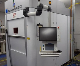Used Trumpf TruMicro 7240 with Trulaser Cell 3000