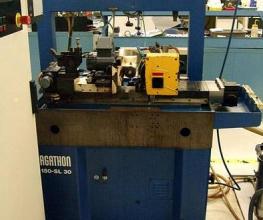 Agathon, 150-SL30, Swiss CNC Centerless Grinder, 2001