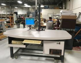 EATON LEONARD VECTOR 1 Non-Contact Laser Inspection and Measurement